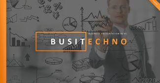 Busitechno Business Poweroint Template