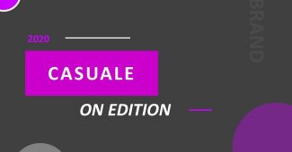 Casuale Powerpoint Template