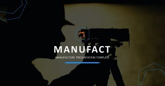 Manufact Powerpoint Template