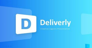 Creative Logistic Powerpoint Template