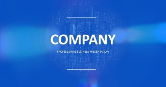 Pro Company Powerpoint Template