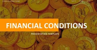 Company Financial PowerPoint Template