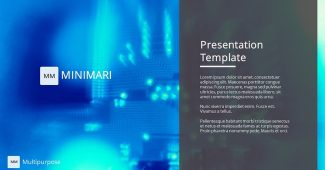 Company Plan PowerPoint Template