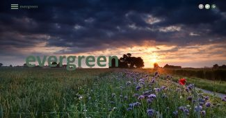 Green Agriculture Powerpoint Template