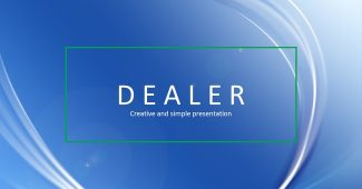 Creative and simple Powerpoint Template