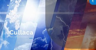 Weather Powerpoint Template