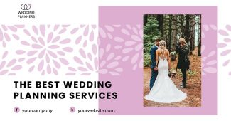 Wedding Company Powerpoint Template