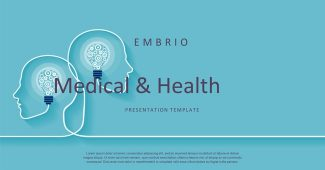 Minimalist Medical and Health Powerpoint Template