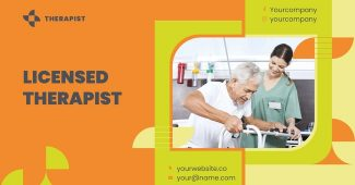 Professional Patient Care Powerpoint Template