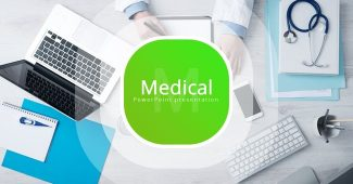 Simple Medical Presentation Template