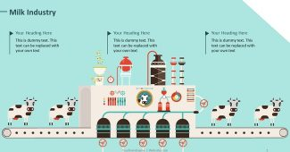 Industrial Infographic Presentation Template