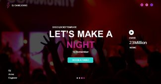 Party Event Presentation Template