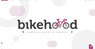 Bicycle Presentation Template