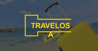 Yellow Styles Travel Presentation Template