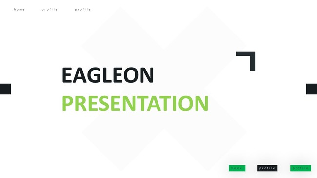 Minimalist Multifunctional Presentation Template