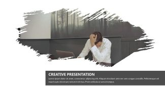Bright Clean Modern Presentation Template