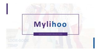 Fashion Collections Presentation Template