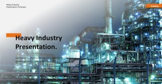 Classic Heavy Industry Presentation Template