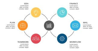 Strategy Plan Infographic Presentation Template