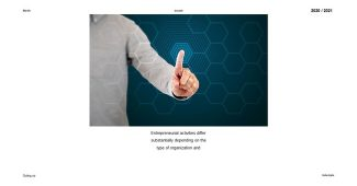 White Pure Project Plan Presentation Template