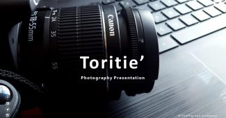 Professional Photography Presentation Template