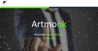 Excellent and Modern Business Presentation Template