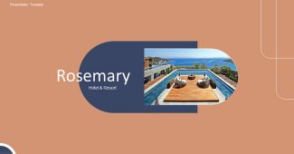 Classic Hotel and Resort Presentation Template