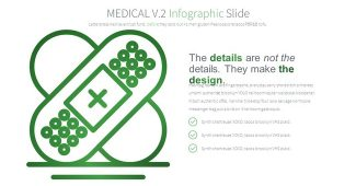 Medical Infographic and Charts Powerpoint Template